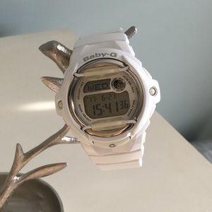Casio Accessories - Baby G Casio watch