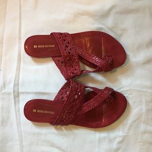 BOSS ORANGE Shoes - BOSS Orange sandals