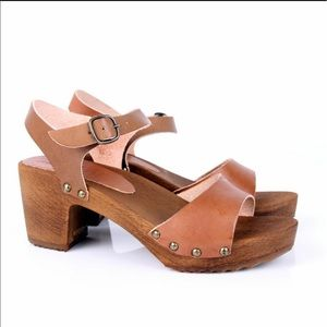 Bosabo Shoes - Bosabo tan sandals! Made in France 🇫🇷