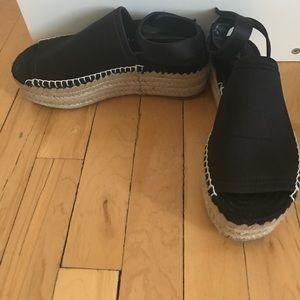 3.1 Phillip Lim Shoes - 3.1 Phillip Lim SUPER RARE Platform Espadrille
