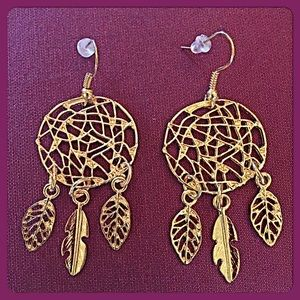 Independent Artisans Jewelry - 30% OFF BUNDLES💗Lacy Drop Dream Leaves Earrings💗