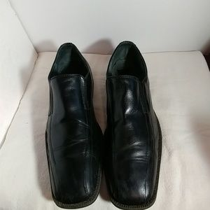 jf j.ferrar Other - Men's size 101/2M black JF slip on dress shoes