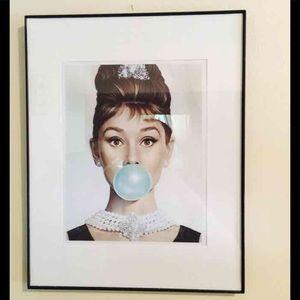 Other - Audrey Hepburn frame