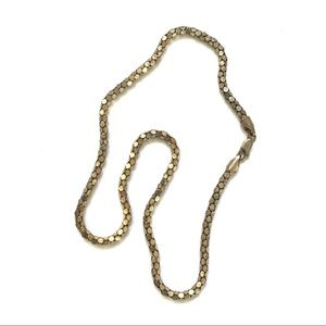 Jewelry - Gold plated sterling Silver necklace