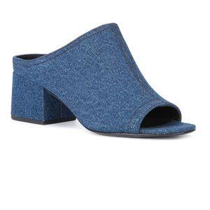 3.1 Phillip Lim Shoes - 3.1 Phillip Lim Denim Cube Mule💅🏻🔥💅🏻🔥