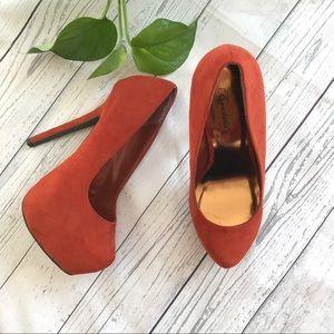 Breckelles Shoes - Breckelle's Marisa Stiletto Pumps