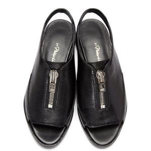 3.1 Phillip Lim Shoes - 3.1 Phillip Lim Alexa Zip Slingback Sandal