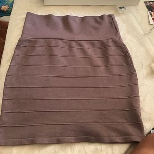 Dresses & Skirts - Grey pencil skirt