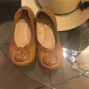 Tory Burch Shoes - 1hour sale ! $55 Tory burch flats❤️❤️ final price
