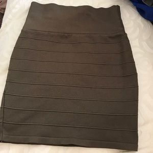 Dresses & Skirts - Olive green pencil skirt