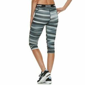 "Nike Pants - NWT Women's Nike ""Cool Victory"" Training Capris"