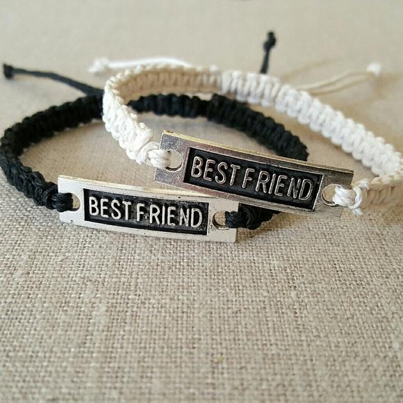 Jewelry Ying Yang Couple Best Friend Friendship Bracelets Poshmark
