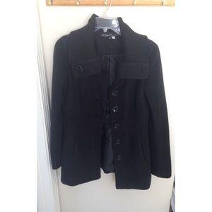 Ashley By 26 International Jackets & Blazers - Black coat