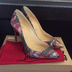 Christian Louboutin Shoes - NIB Auth Christian Louboutin Pigalle Follies pump