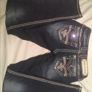 Rock Revival Pants - Like new. No sign of wear 25 reg skinny