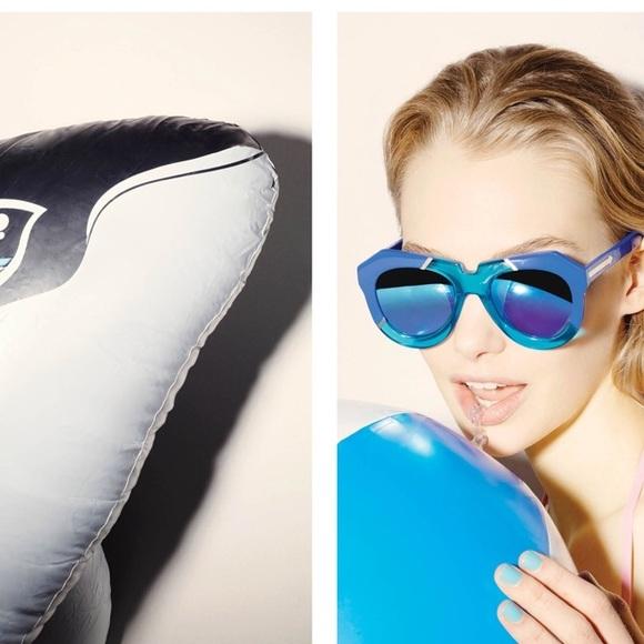 ad8cf6dc30c8 Karen Walker One Splash Sunglasses