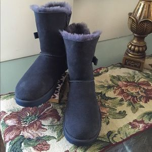 UGG Shoes - NEW UGG CLASSIC KNOT.Color: IMPERIAL Without box