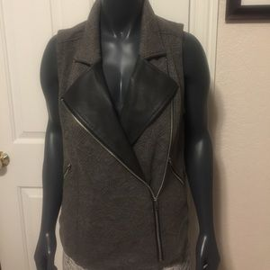 Pixley Tops - Stitch Fix Pixley Quilted Gray Vest