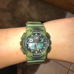 Casio Accessories - G-Shock watch