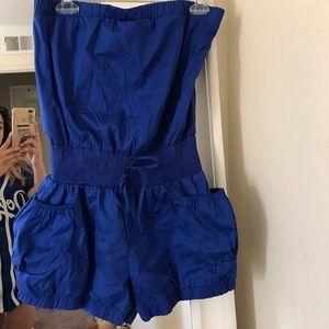 Dresses & Skirts - Midnight blue romper