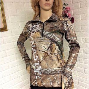 Realtree Jackets & Blazers - Realtree Duck Dynasty Camouflage Jacket (Medium)
