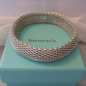 Tiffany & Co Somerset Bangle