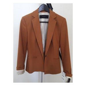 Zara Jackets & Blazers - Brown Blazer