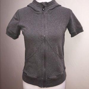 Ivivva Other - Girl's - Ivivva short sleeve jacket hoodie