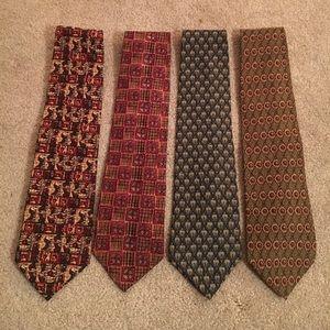 Andrew Fezza Other - Set of vintage Andrew Fezza ties