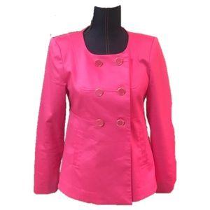 H&M Jackets & Blazers - Hot pink H&M light weight jacket