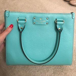 Robin Egg Kate Spade purse