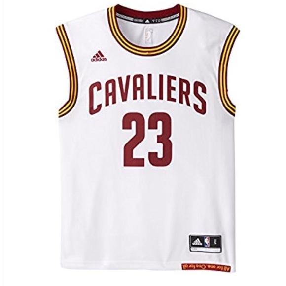premium selection 906d2 602bd Lebron James Cavaliers Home Jersey NWT