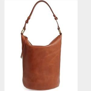 Madewell Lisbon O Ring Bucket Hobo Transport Bag