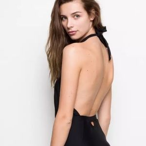 6 Shore Road Other - 6 shore road one piece black swimsuit cross