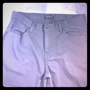 Free World Men's Construction Pants