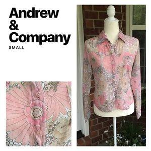 Andrew & Co Tops - Andrew & Company Top