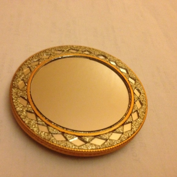 Vintage Make Up Mirror 44