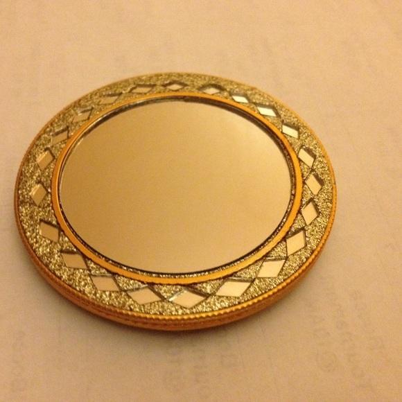 Vintage Make Up Mirror 4