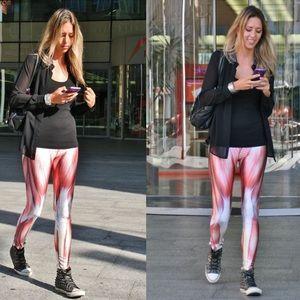 Pants - ✨LAST 1✨Muscle Fashion Leggings