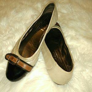 Attilio Giusti Leombruni Shoes - AGL Attilio Giusti Leombruni Soft Flats 39/9