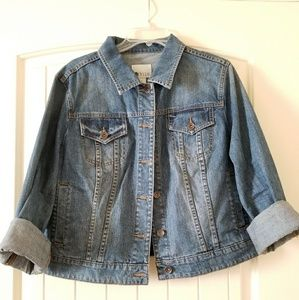 jcpenney Jackets & Blazers - Denim jacket from jcpenny