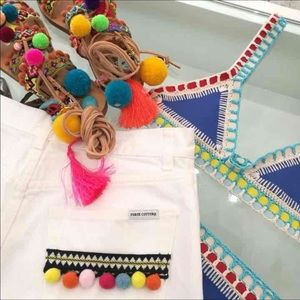 KIINI Other - Royal blue crochet biKINI