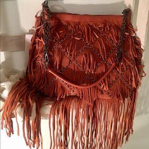 Antik Kraft Handbags - Antik Kraft Fringe Bag!