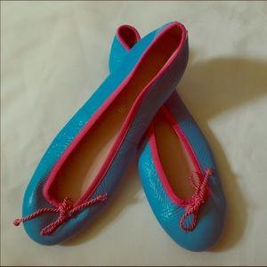 Pretty Ballerinas Shoes - Pretty ballerina ballet flats