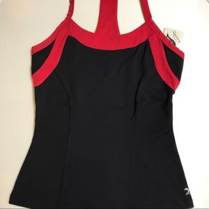 Daredevil work out top made in USA