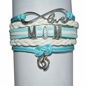 Jewelry - Mom Bracelet, New Mom Jewelry