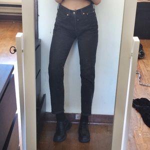 Levi's Denim - New Levi's Wedgie Deedee High mom 501 Jeans 27