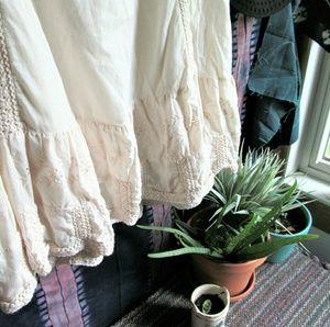 Merona Dresses & Skirts - Ruffled prairie skirt