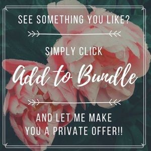Tops - Add to a bundle, for a private offer