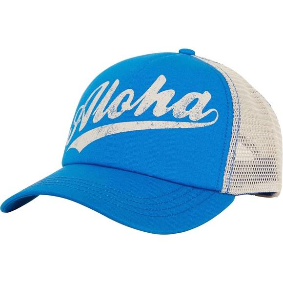 b55ed743427637 Accessories | Billabong Aloha Forever Trucker Hat Popsugar | Poshmark